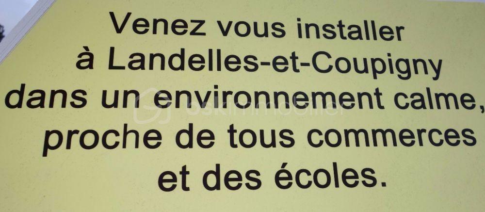 Vente Terrain DANS UN BOURG TOUTES COMMODITES/ECOLES A 10 MINUTES DE L'AUTOROUTE Landelles et coupigny
