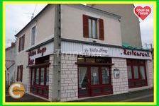 Fonds restaurant avec matériel 57500 03100 Montlucon