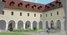 Dans un ancien couvent entièrement réhabilité 328 Annecy (74000)