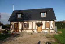 Entre Bernay et Serquigny. Maison traditionnelle en parfait état comprenant : entrée, cuisine ouverte ... 147000