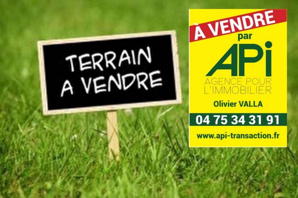 Vente Terrain Terrain constructible Saint Cyr 07430  à St cyr