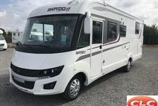 RAPIDO Camping car 2020 occasion Woippy 57140