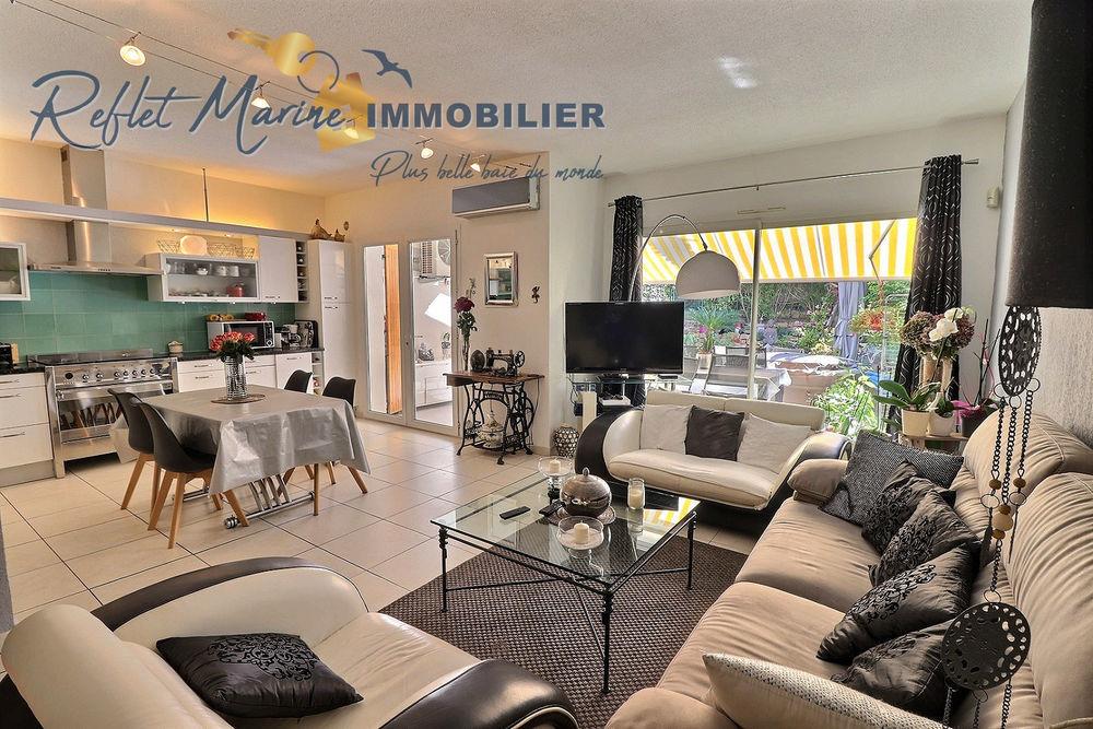 Vente Appartement LA CIOTAT : Magnifique T2/3 en rez-de-jardin avec garage  Peymian  à La ciotat