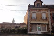 BOURG TOUS COMMERCES AVEC ECOLES Maison de ville à rafraichir disposant d'un séjour de 40 m2 environ, ... 74000 Soissons (02200)