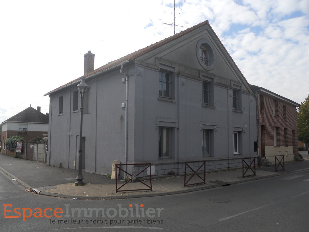 Vente Appartement LOURCHES: immeuble de rapport  à Lourches
