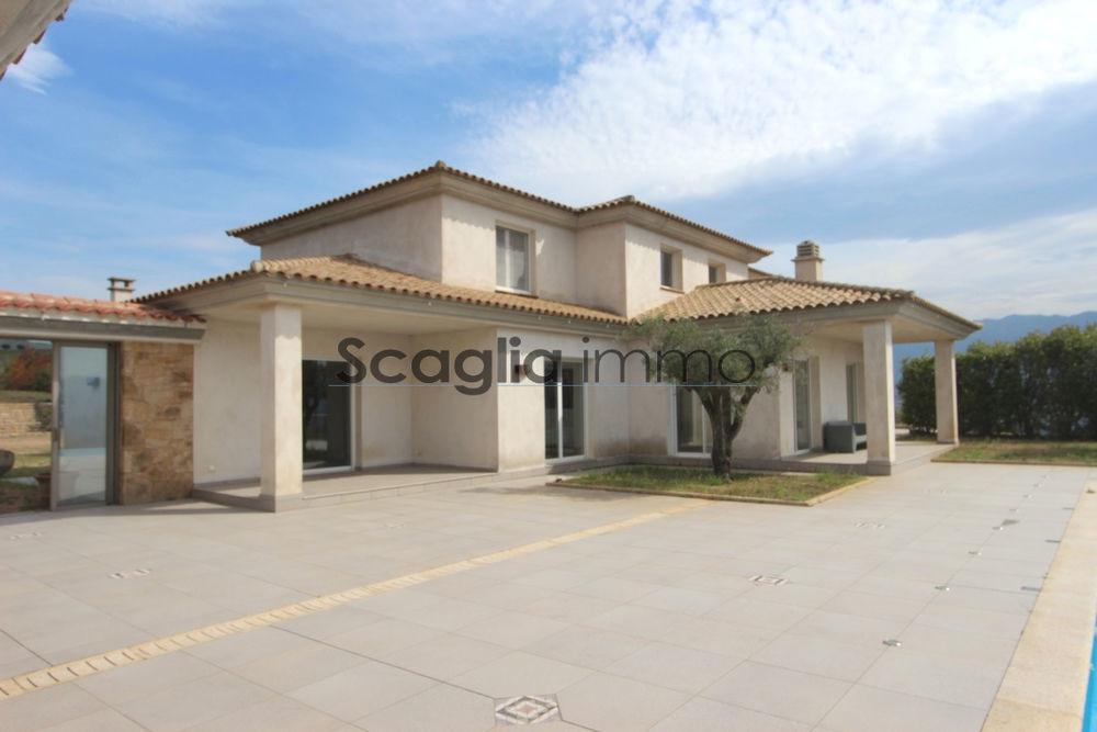 Vente Maison VILLA DE PRESTIGE AFA -AJACCIO -CORSE du SUD  à Ajaccio