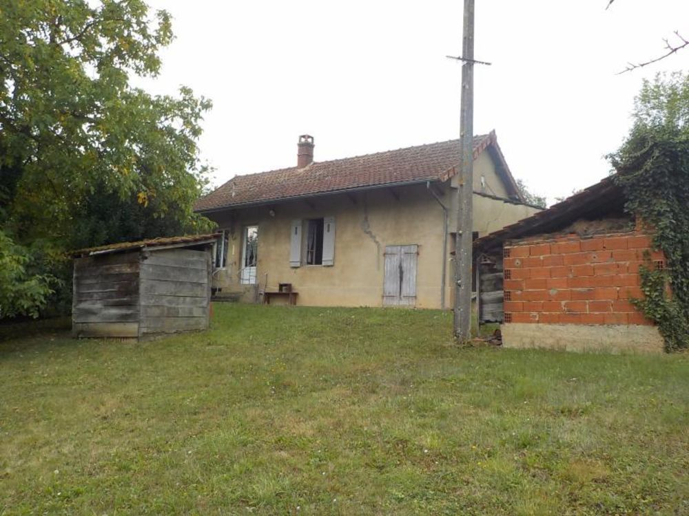 vente Maison - 2 pièce(s) - 37 m² Verdun-sur-le-Doubs (71350)
