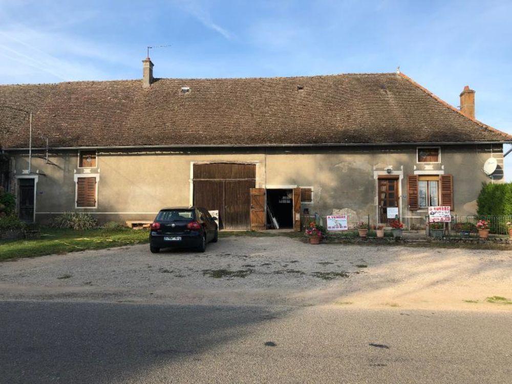 vente Maison - 4 pièce(s) - 85 m² Gigny-sur-Saône (71240)