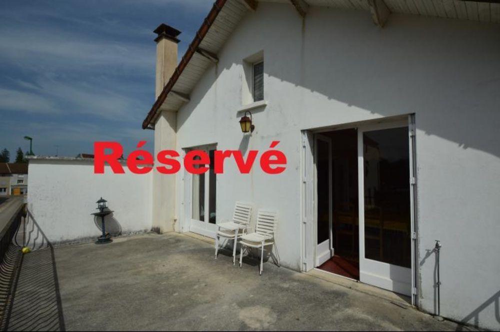 vente Appartement - 4 pièce(s) - 60 m² Pont-de-Poitte (39130)