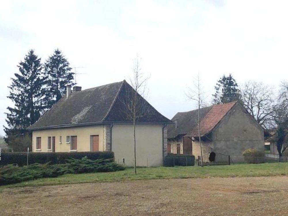vente Maison - 4 pièce(s) - 100 m² Baudrières (71370)