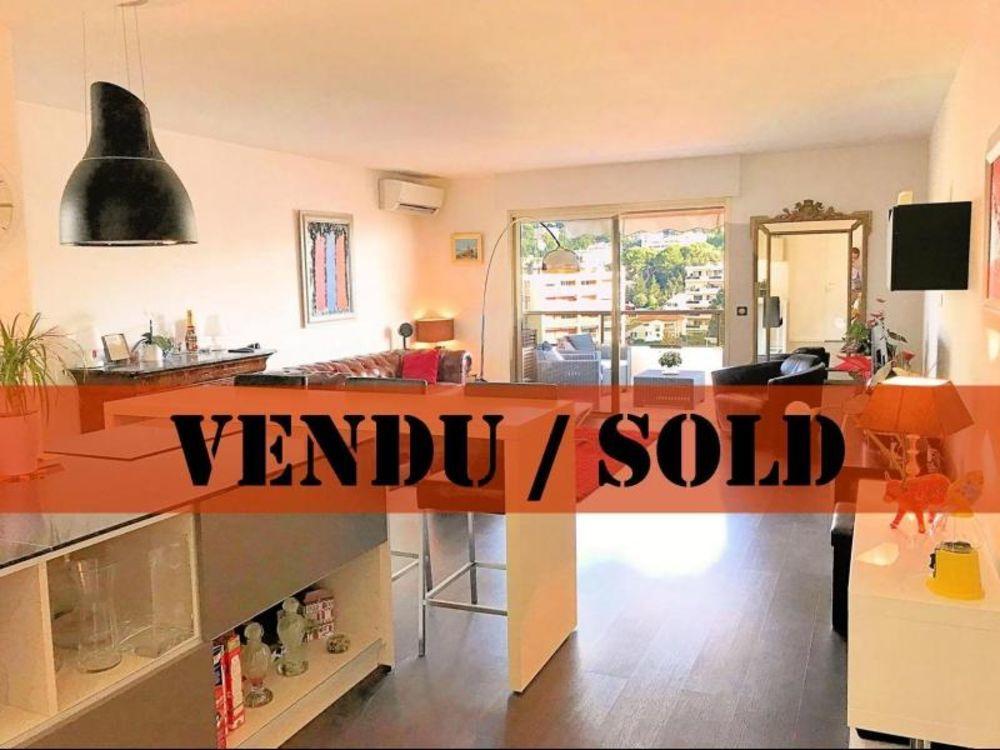 vente Appartement - 4 pièce(s) - 99 m² Le Cannet (06110)