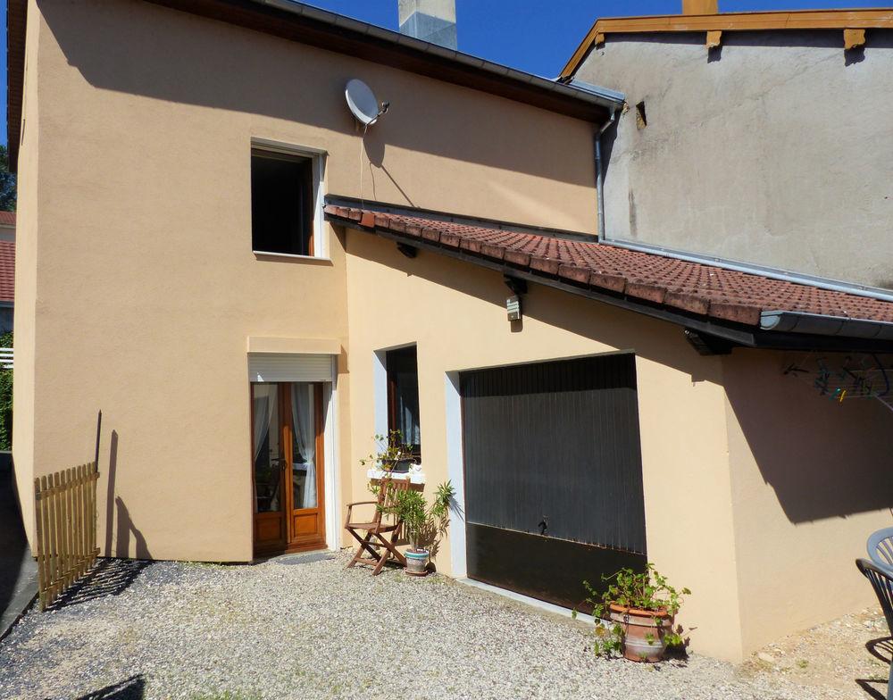 Vente Maison Jolie maison T3 de 75 m2 sur 201 m2 de terrain  à Bavans