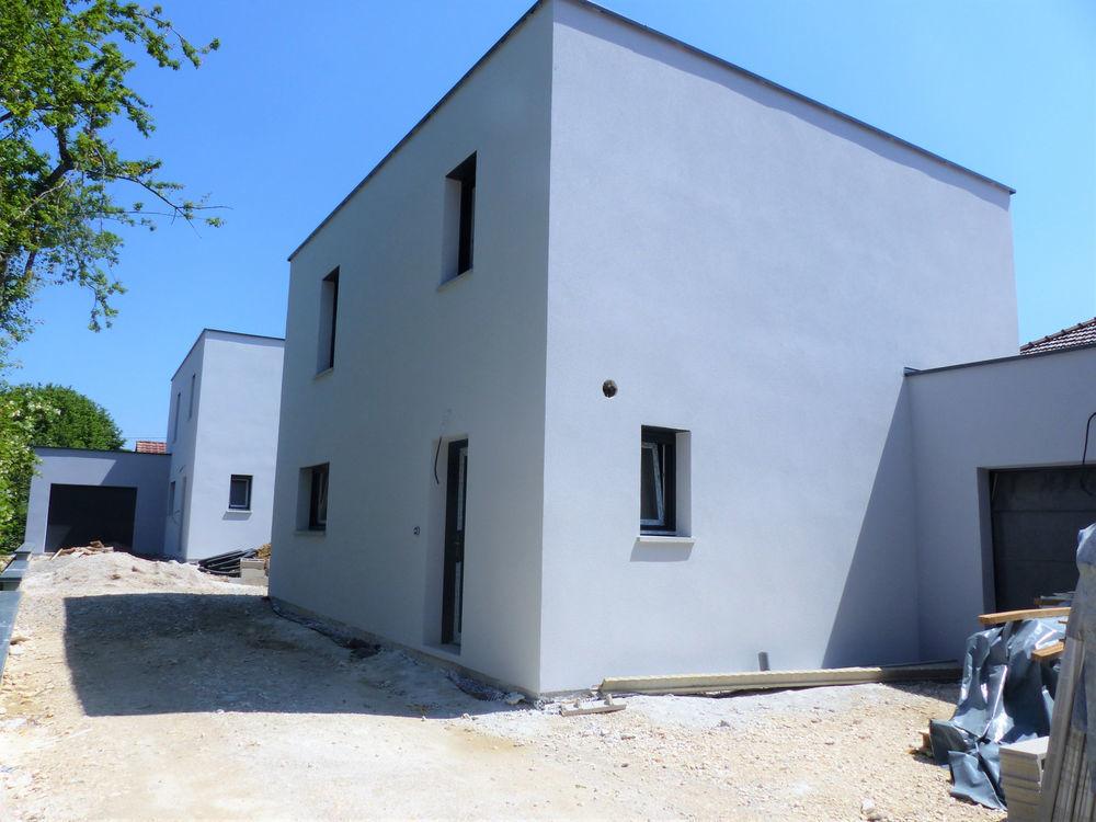 Vente Maison Magnifique pavillon NEUF toit plat T5 de 103 m2  à Voujeaucourt