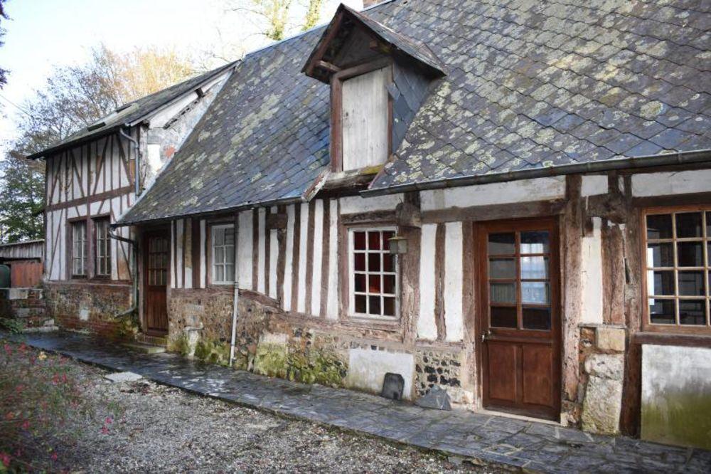 Vente Maison A RESTAURER MAISON NORMANDE AU COEUR D'UN VILLAGE  à Montfort sur risle