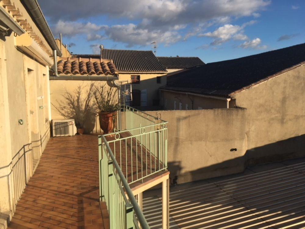Vente Appartement APPARTEMENT  73 M2 TRES BIEN SITUE  à Pont st esprit
