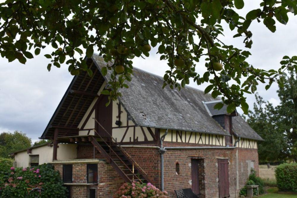 Vente Autre EXCLUSIVITÉ BÂTIMENT NORMAND A RESTAURER  à Montfort sur risle