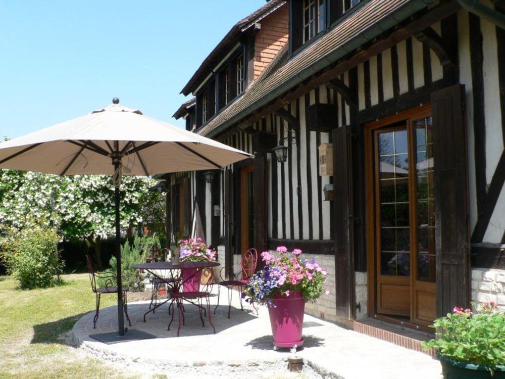 Vente Maison GRANDE ET JOLIE MAISON NORMANDE PROCHE FORET  à Montfort sur risle