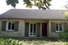 Jolie maison de 73 m² de plain pied habitable sans travaux. 408 Lourdoueix-Saint-Pierre (23360)
