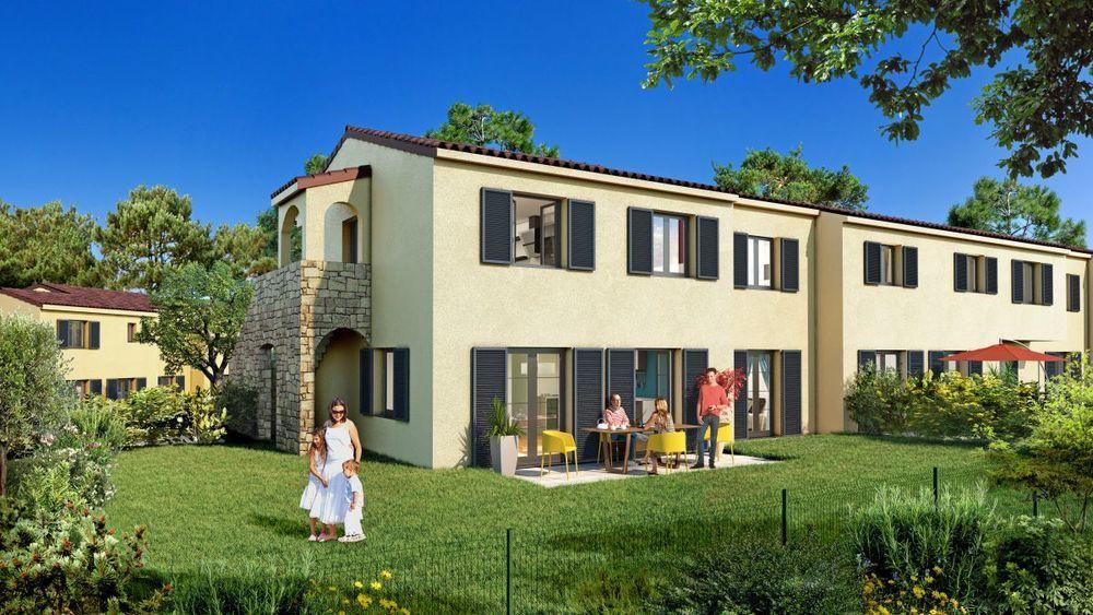 Vente Maison Maison 4 pièces Calenzana  à Calenzana