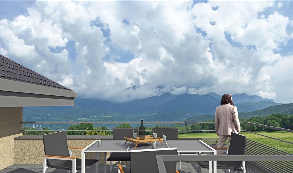Vente Appartement Saint-Jorioz, nouvelle résidence : 3 pièces  à St jorioz