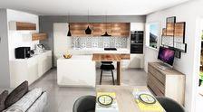 Saint-Jorioz, nouvelle résidence  T3 neuf avec jardin privatif 289000 Annecy (74000)