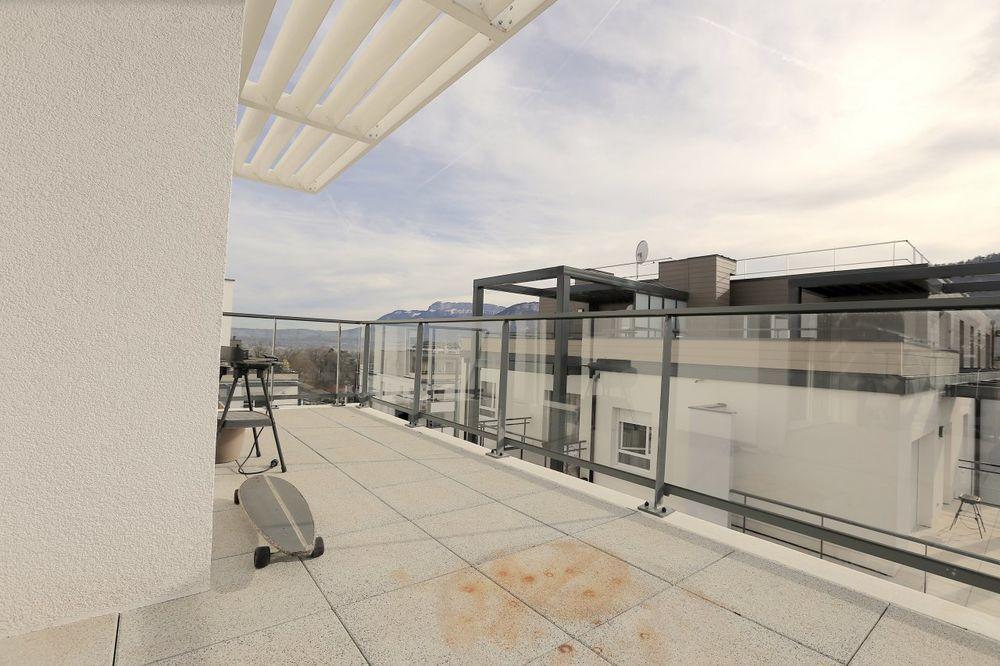 Vente Appartement Seynod en EXCLUSIVITE, T3 avec grande terrasse  à Seynod