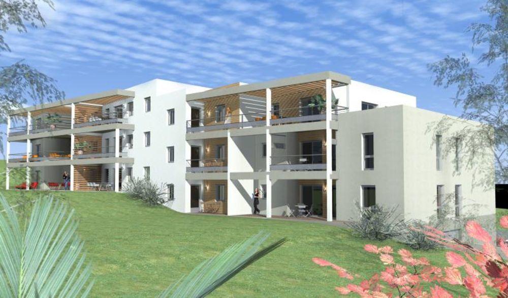 Vente Appartement Appartement F4 avec terrasse  à Rive de gier