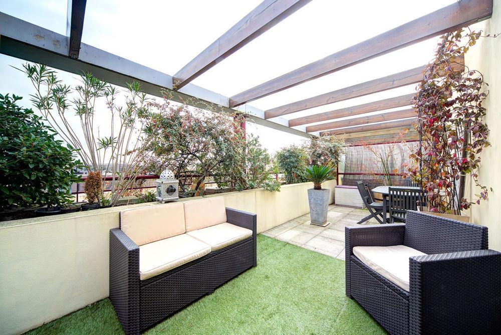 Vente Appartement T3 avec grande terrasse  à Toulouse