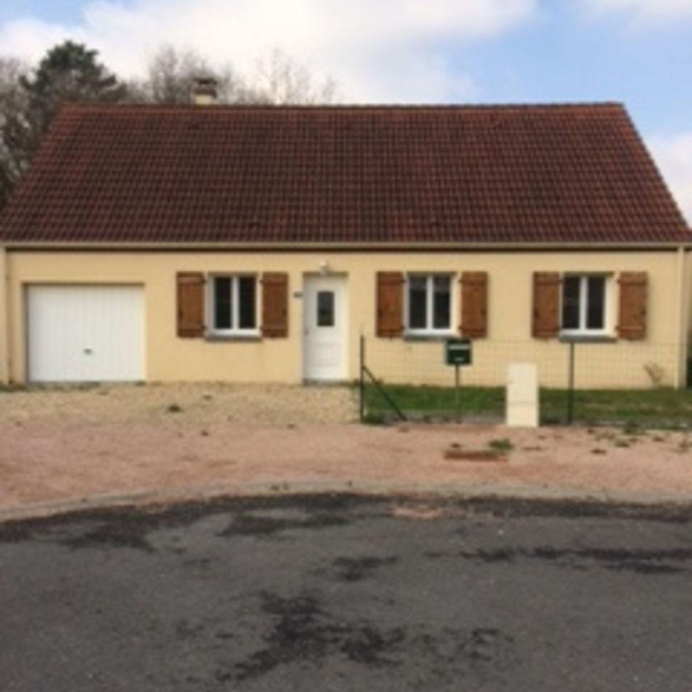 Location Maison PAVILLON PLAIN PIED INDEPENDANT  à Vignoux sur barangeon