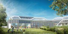 Bureaux Brut 229 m² 576000