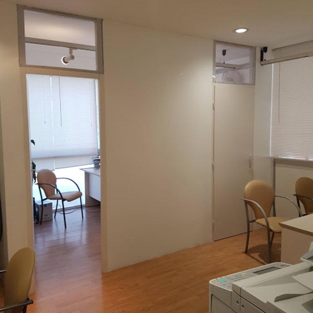 Bureaux Vide 25 m²