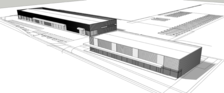Local commercial 1000 m² 6250