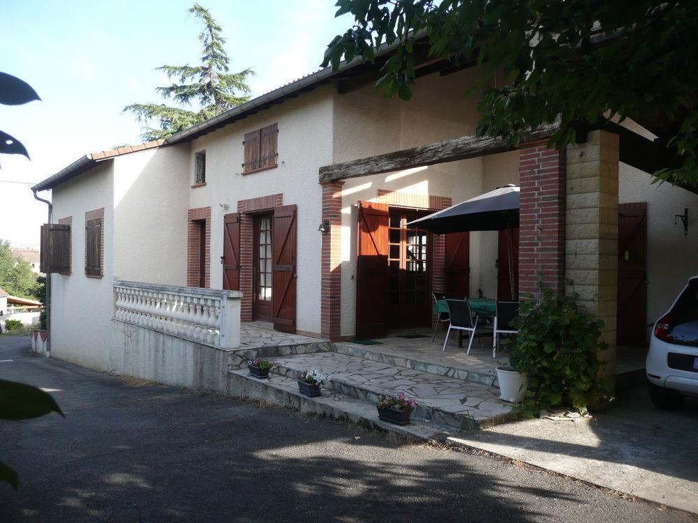 Vente Maison VILLA T8  DE 214 m2  A BEAUMONT SUR LEZE  à Beaumont sur leze