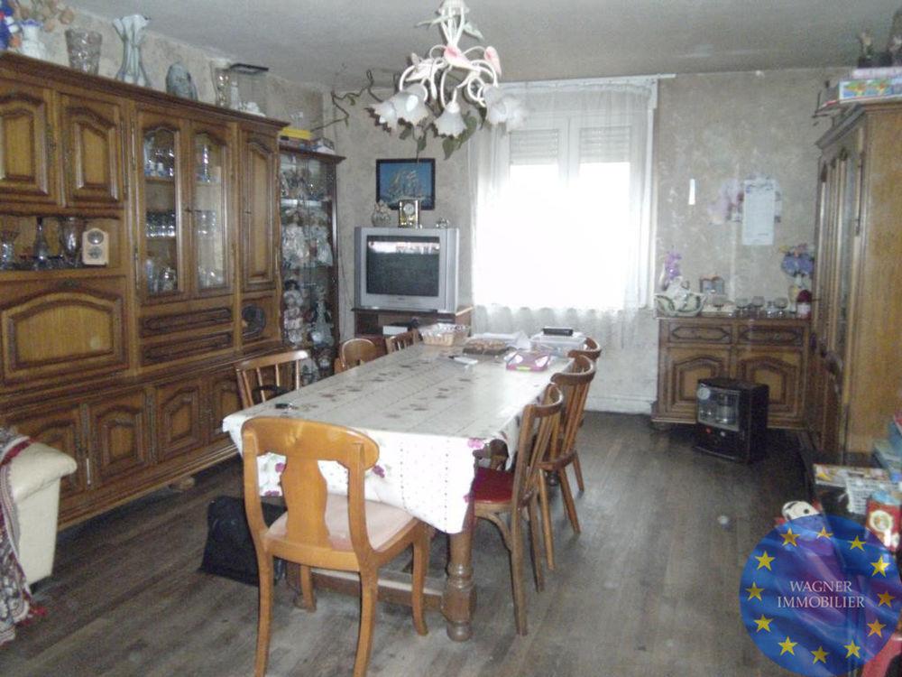 Vente Maison A 20 mn de Lunéville - maison de ville à conforter  à Blamont