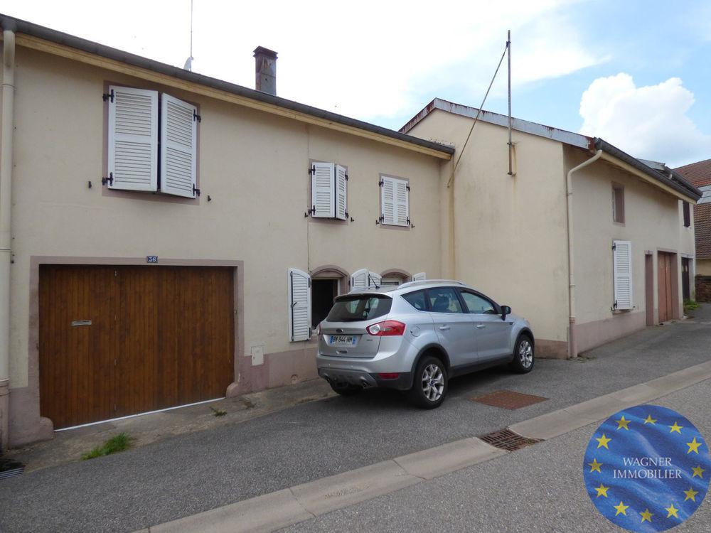 Vente Maison Maison de village secteur Cirey sur Vezouze  à Blamont