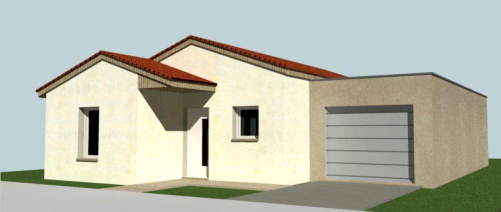 Vente Maison Maison 4 pièces  à Charnay les macon