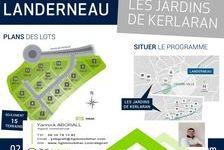Terrain 86500 Landerneau (29800)