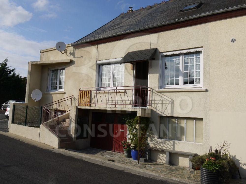 Vente Maison maison/villa 3 pièces  à St sauveur le vicomte