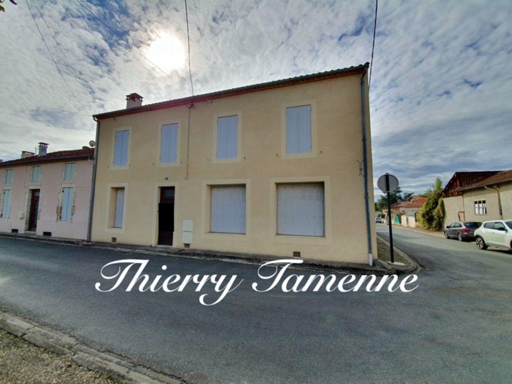 Vente Maison Maison de ville 6 pièces  à Lavardac