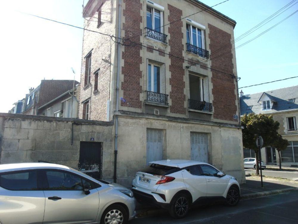 Vente Appartement appartement 3 pièces  à Soissons