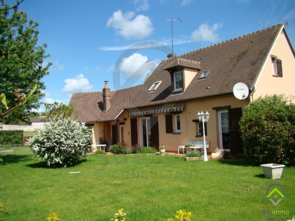 Vente Maison Maison traditionnelle 6 pièces  à Nogent le roi