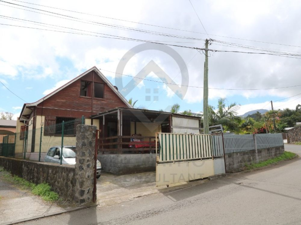 Maison - 5 pièce(s) - 83 m² 137000 Le Tampon (97430)