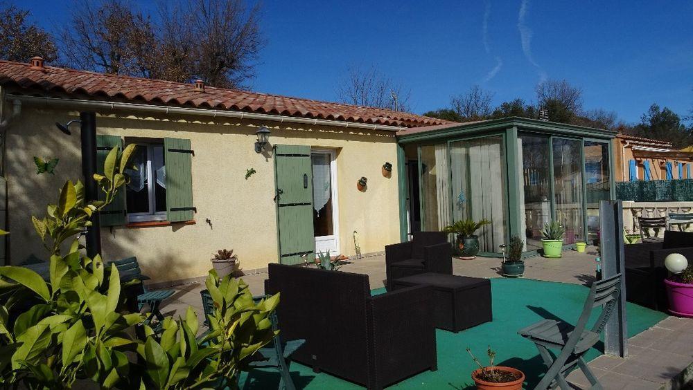 Vente Maison maison/villa 4 pièces  à Brignoles