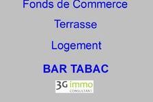 Bar-Brasserie-Tabac 1 pièces 126000