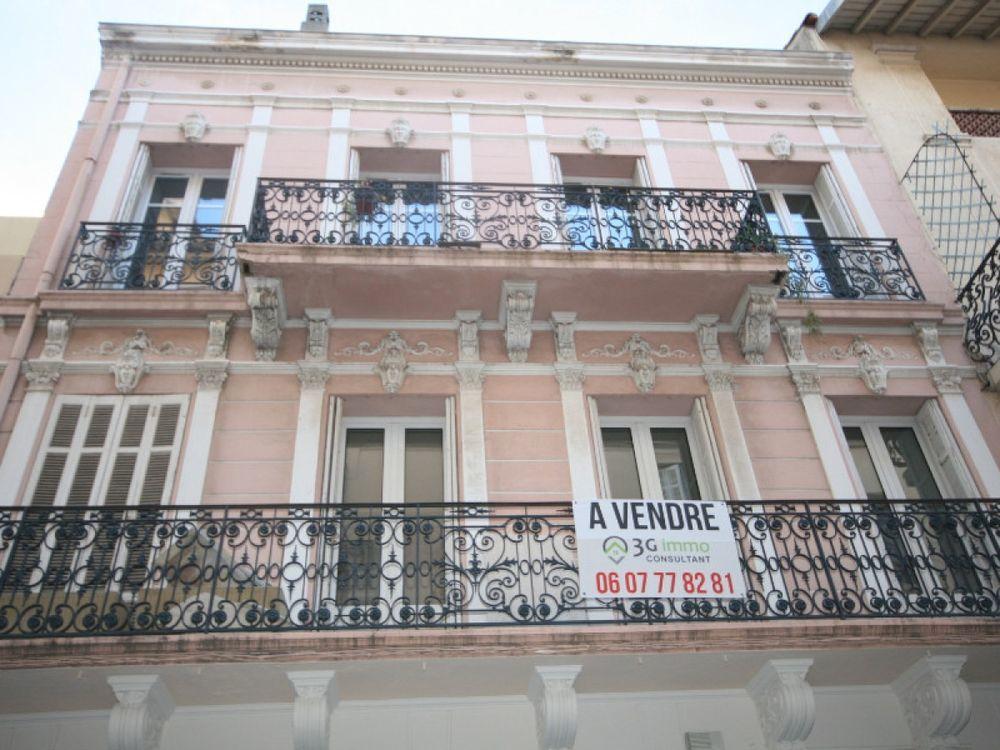 Vente Appartement Appartement 3 pièces  à St raphael