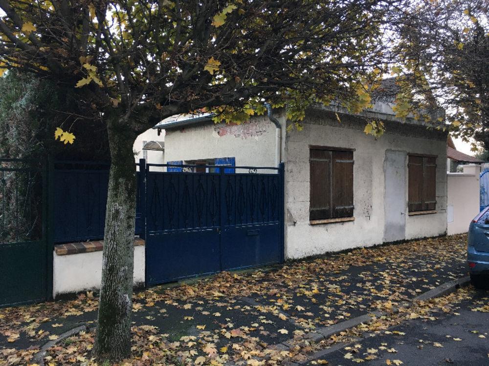 Vente Maison Maison/villa 3 pièces  à Aulnay sous bois