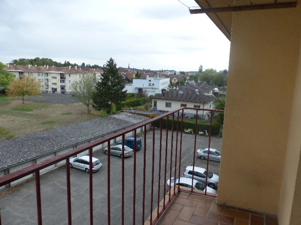 Vente Appartement appartement 4 pièces  à Mulhouse