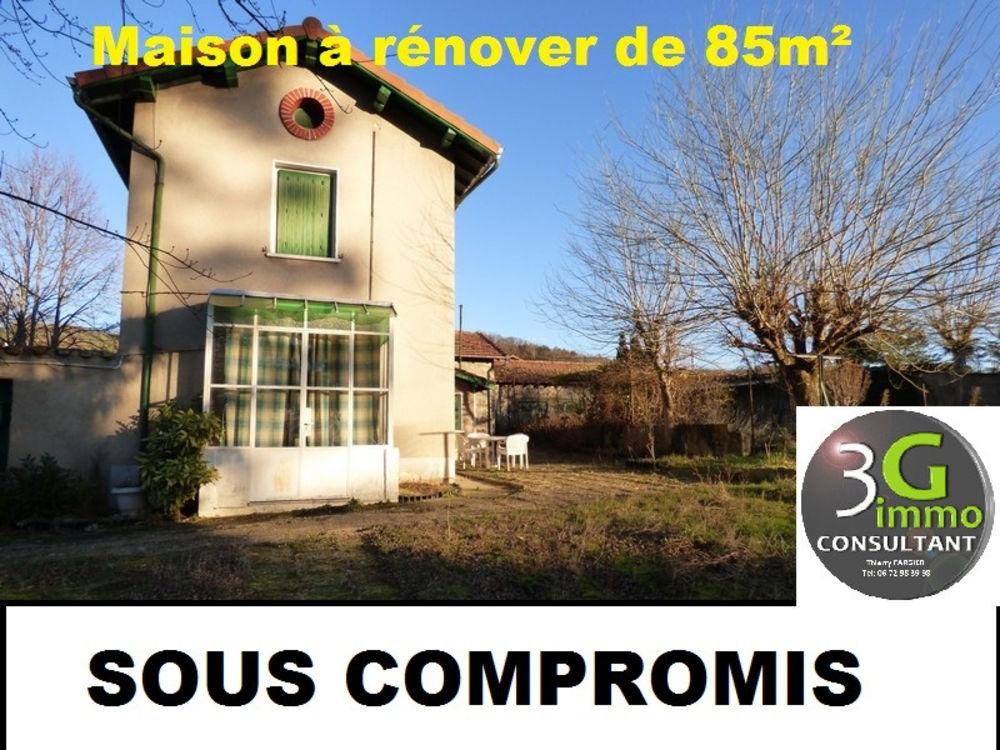 Vente Maison Maison à rénover 3 pièces  à Bellegarde en forez