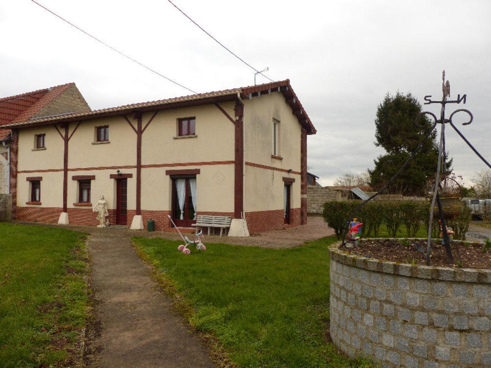 Vente Maison maison/villa 7 pièces  à Sermaize