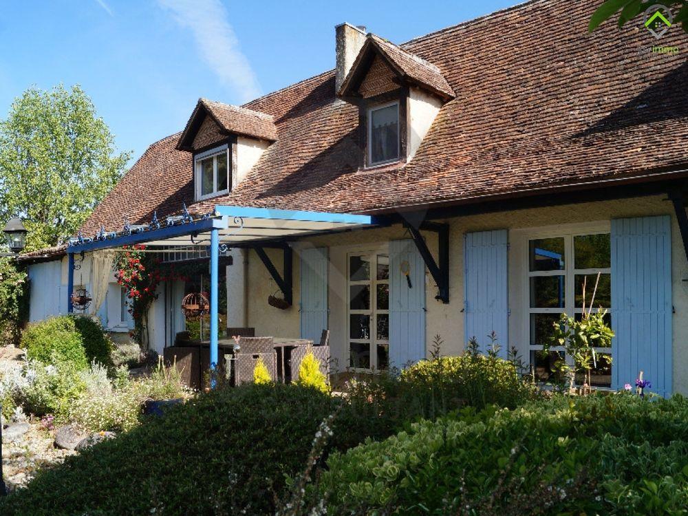 Vente Maison Maison ancienne 7 pièces  à Lamonzie st martin